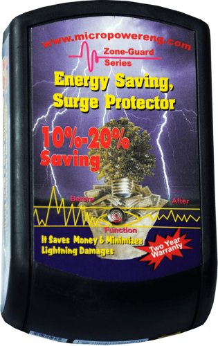 Energy Saving / Surge Protection Plug (ESP)