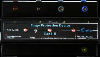 Surge Protector - 60kA x 4P - Class I
